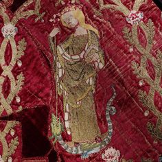 4,440 отметок «Нравится», 21 комментариев — Victoria and Albert Museum (@vamuseum) в Instagram: «Last chance to see masterpieces of English medieval embroidery in #OpusAnglicanum before the…»