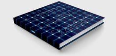 Cover of the LQS book we did for lighting company OMS.