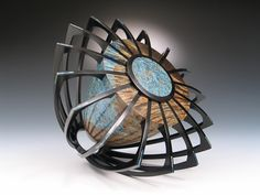 Element Series wood turning by Mark Nantz