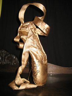 de8c07549e9c Pointe Shoe sculpture made to order by rachelledyer on Etsy, $151.00 Pointe  Shoes, Toe