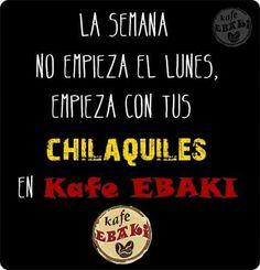Empieza tu semana con un desayuno de campeones !!  #AllYouNeedIsLove#FelizLunes#Otoño#Desayuno#Breakfast#Yommy#ChaiLatte#Capuccino#Hotcakes#Molletes#Chilaquiles#Enchiladas#Omelette#Huevos#Malteadas#Ensaladas#Coffee#Caffeine#CDMX#Gourmet#Chapatas#Party#Crepas#Tizanas#SuspendedCoffees#CaféPendiente Twiitter @KafeEbaki