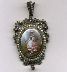 vintage jewellery 1700's - Google Search