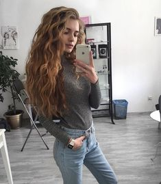 58 Chic Curly Hairstyles For Women 2019 short curly hairstyles, bob curly hairstyles, long curly hairstyles, curly hair styles naturally The post 58 Chic Curly Hairstyles For Women 2019 & haare appeared first on Hair styles . Curly Hair Styles, Short Curly Hair, Natural Hair Styles, Curly Light Brown Hair, Curly Bob, Black Hair, Grunge Hair, Hair Pictures, Bob Hairstyles