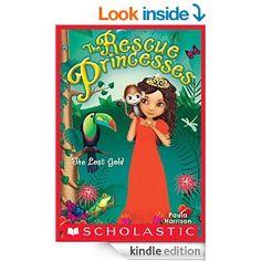 Rescue Princesses Series (Scholastic Level P)