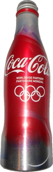 Olympic Coca Cola Bottle