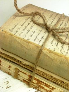 Antique Books,Small Old Books,Decor,Altered Books by beachbabyblues on Etsy, $48.00