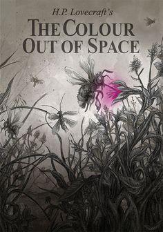 Illustrator und Comic-Zeichner Andreas Hartung kreiert eine gruselige Bildershow in düsterer Lovecraft-Manier, visuell und auditiv ... Lethargie, Untergang, Dunkelheit, Verderben, Weltuntergang und ein pinker Parasit: Diese multimediale, episodische Bildershow scheint nichts für zart beseitete Gemüter zu sein. Aber umso mehr für Grusel-Optik- und Postrock-Fans ... H.P. Lovecraft's »The Colour out of Space« wurde bereits mehrfach...