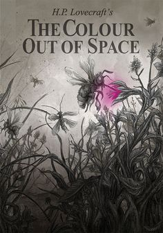Horror-Comic »The Colour out of Space« von Andreas Hartung nach H.P. Lovecraft #illustration #comic #horror #hplovecraft