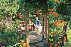 Photo: Linda Oyama Bryan | thisoldhouse.com | from From Bare Yard to Flowery Garden
