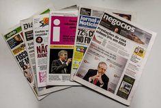 Portugal subiu cinco lugares na lista anual dos países com maior liberdade de imprensa elaborada pela associação Repórteres Sem Fronteiras.   Foto: Jorge Amaral/Global Imagens