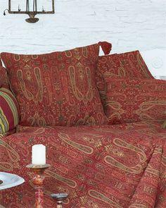 Vossberg De teppich ethno mit troddeln für sie bei vossberg de teppich