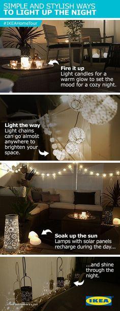 Light up your summer