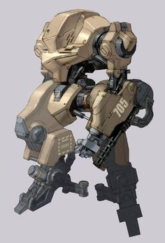 Insprational pictures of robot, spaceship and some not so human anatomy. Cyberpunk, Mecha Suit, Mekka, Cool Robots, Robot Concept Art, Mechanical Design, Mechanical Art, Suit Of Armor, Robot Design