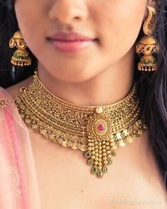 Tanishq Gold Jewellery Necklace Designs rather Terracotta Jewellery Near Me unless Jewellery Shops Middlesbrough Gold Jewellery Design, Gold Jewelry, Quartz Jewelry, Bridal Jewelry, Designer Jewellery, Trendy Jewelry, High Jewelry, Designer Earrings, Pearl Jewelry