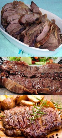 Steak Recipes, Rice Recipes, Baby Food Recipes, Mexican Food Recipes, Healthy Recipes, Red Rice Recipe, Pasta, Food Porn, Food And Drink