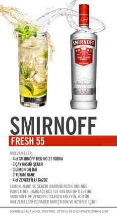 Smirnoff Fresh 55