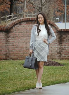 Love how Kimberly styles the Meagan Wedges on Sensible Stylista (@sensiblestylist)