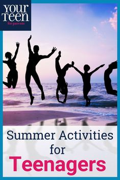 Summer break is finally here! Bring on the summer boredom. What can moms do with… – family activities best pin Summer Activities For Teens, Fun Activities, Summer Boredom, Summer Fun List, Summer Bucket, Raising Teenagers, Teen Summer, Boredom Busters, Parenting Teens