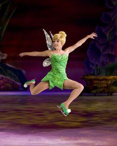 Disney On Ice: Worlds of Fantasy Photos: Tinker Bell - Disney On Ice