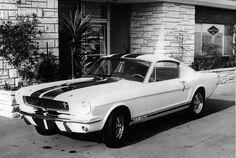 Shelby GT 350 Shelby Production Facility 3221 Carter Street, Venice, California