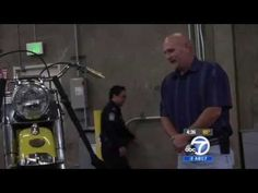 Harley-Davidson Recovered After 42 Years - San Diego Custom Motorcycles | San Diego Custom Motorcycles