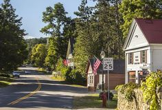 The 10 Most Beautiful Towns in Vermont