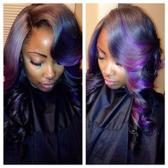 If you're tired of your current style and looking for a way to spice things up, then consider adding some hair color.
