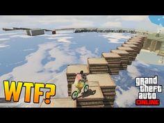 ESTO ES MUY EXTRAÑO Y DIFICIL!! - Gameplay GTA 5 Online Funny Moments (Carrera GTA V PS4) - YouTube