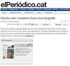 ELPERIODICO.CAT   6-10-12   http://www.elperiodico.cat/ca/noticias/esports/devota-culer-creadora-duna-nova-tipografia-2220146
