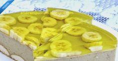 bananowiec - doskonały (bez pieczenia)