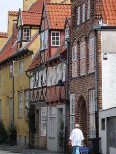 Spazieren gehen in #Lübeck