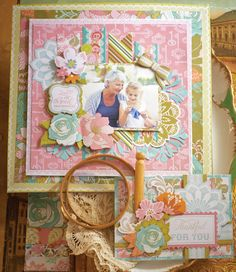 Hope Chest Papercrafts    © Anna Griffin, Inc.