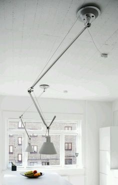 Minimalist Space ( olomeo Lights By Artemide)