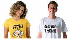 Camisetas da Hora - Camisetas Engraçadas, Estilosas e Inteligentes. Camiseta, Camisetas,: Camisetas Engraçadas