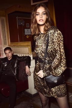 This first-ever box bag by French brand The Kooples, co-designed by supermodel Barbara Palvin, is inspired by the vintage classic cosmetics case style. Barbara Palvin, Celebrity Couples, Celebrity Style, Dylan Sprouse, Next Fashion, Military Women, The Kooples, Fashion Poses, Victoria Dress