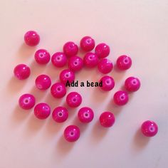 ADD A BEAD: GB6-3 size 6mm price 35 inr for 50 beads