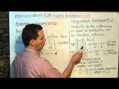 Razones y Proporciones.wmv - YouTube