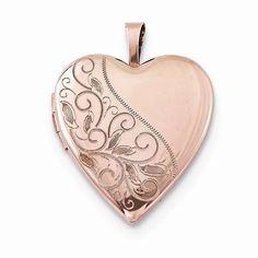 NEW-ROSE-GOLD-OVER-925-STERLING-SILVER-HEART-SWIRL-LOCKET-3-12g-PENDANT-80