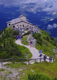 Hitler's Eagles Nest, Bertesgarten, Bavaria, Germany
