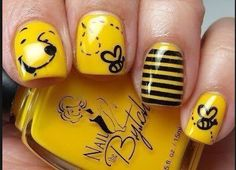 Uñas de abeja