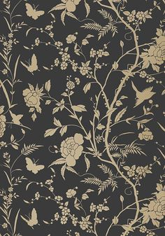 Liang Wallpaper-Thibaut