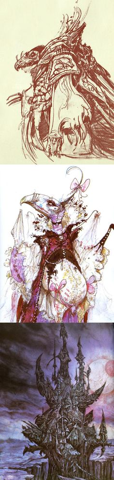 """""""The World of the Dark Crystal"""", Artist Brian Froud"""