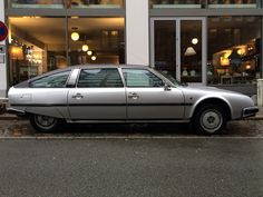 Citroën CX Prestige à Hambourg