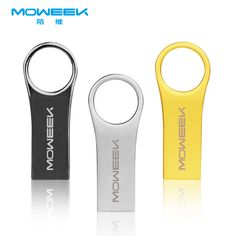 Moweek M17 Usb Flash Drive 4Gb/8Gb/16Gb/32Gb Flash Drive 2017 Usb Stick Usb 2.0 Metal Pendrive 64Gb U Disk For Gift