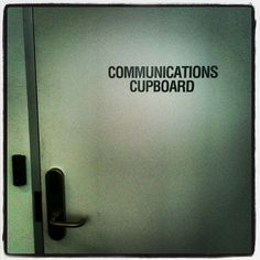 Here's a sample of the 'COMMS CUPBOARDS' I have collected from client visits. Have a suggested COMMS CUPBOARD picture? Send it through! More (more interesting) pictures at my Inst… Cupboards, More Fun, Door Handles, Pictures, Room, Home Decor, Armoires, Door Knobs, Photos