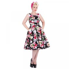 822c9432981c6 Hearts & Roses London gives you alluring 👄💋 Blossom floral dress shop  the outfit