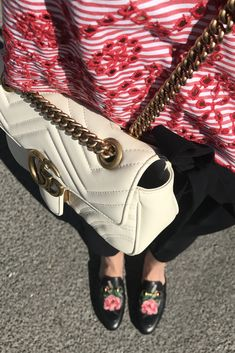 Do you love Chanel jumbo classic flap bags and Chanel mini flap bags? Chanel Jumbo, Chanel Mini, Gucci Handbags, Luxury Handbags, Gucci Marmont Mini, Fab Life, Fashion Group, High End Fashion, Miu Miu Ballet Flats