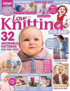 Ravelry: Love Knitting for Baby, May 2015 - patterns