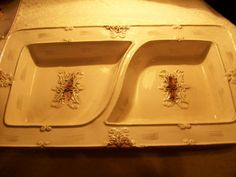 Vintage French Inspired Or'derve Tray by THEPARISBOUTIQUE on Etsy, $14.00