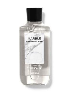 Marble 3-in-1 Hair, Face & Body Wash | Bath & Body Works